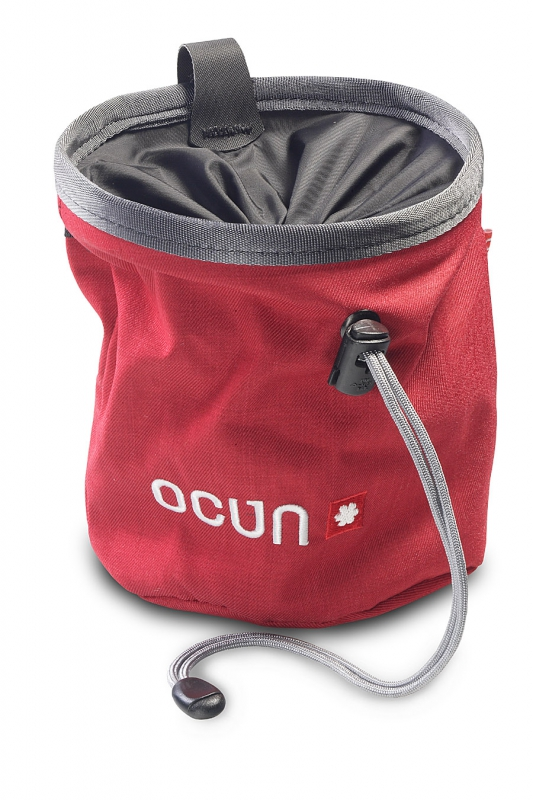 Ocun Chalk Bag Push - Rot