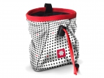 Ocun Chalk Bag Lucky - Blossom White/Red
