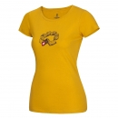 Ocun T Sling - Golden Yellow - Damen Kletter T-Shirt