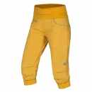 Ocun Noya Shorts - Yellow / Blue - Kletterhose