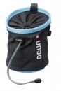 Ocun Chalk Bag Push - Schwarz / Blau
